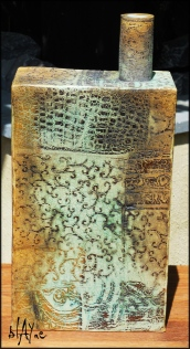 ceramic bottle, 1060c