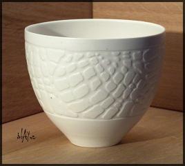 Porcelain wash out tech.