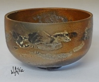 Crawl glazes on Terra sigillata