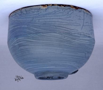 Terra Sigillata crackle.