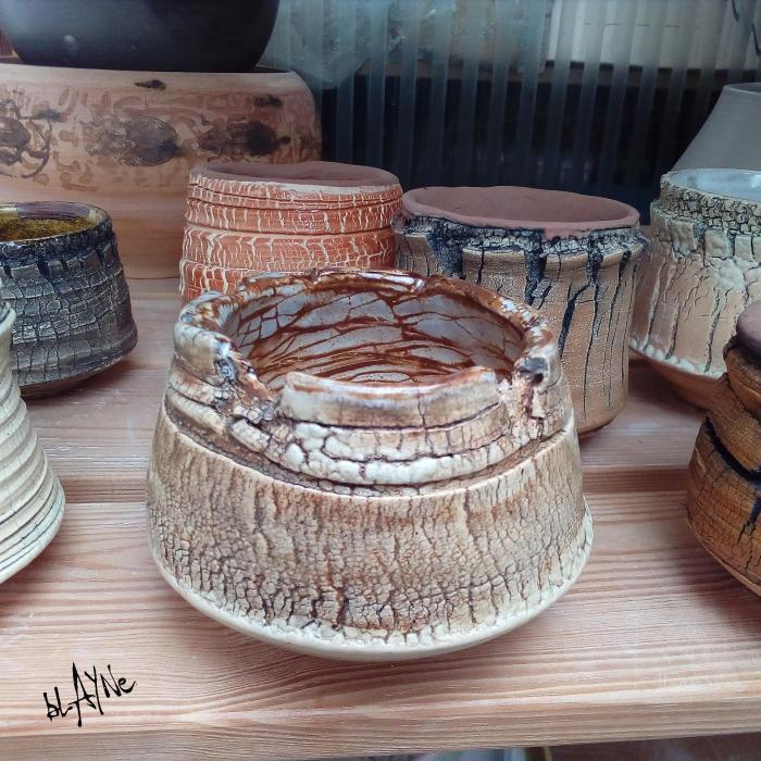 Ceramic Tea bowls.
